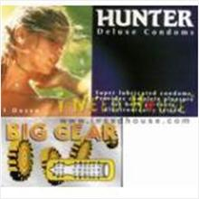 HUNTER BIG GEAR CONDOM 12pcs (Best Selling)