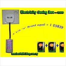 ESB Electricity Saving Box house room shop lot restaurant Apartment save $RM1