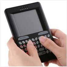 WIRELESS HANDHELD KEYBOARD / MOUSE, INTERNET REMOTE CTRL.-