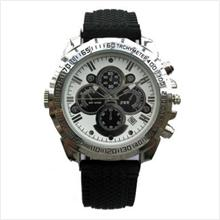 8 Designs Night Vision Watch Camera DVR With 4GB Memory Card (WCH-17) ..