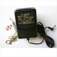 AC Adapter Hidden Camera With Built In DVR (DVR-25B)!