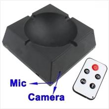 Ashtray Camera DVR with Remote Control+Motion Detection(DVR-60) !