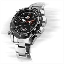 Slim 4GB Waterproof Watch DVR with MP3 Function (WCH-14C) !