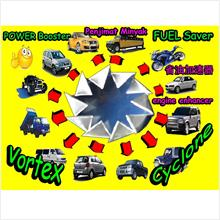 Cyclone Vortex POWER Booster FUEL Saver Jimat Minyak Petrol Diesel NGV BUY 39
