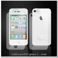 Full Body Screen Protector Guard for iPhone 4  * Free shipping