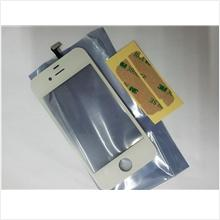 iPhone 4 white LCD Touch Screen Glass Digitizer