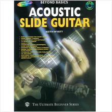 Beyond Basics Acoustic Slide Guitar comes with PACKAGES