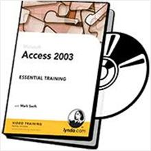 Access 2003 Essential Training VIDEO TUTORIAL