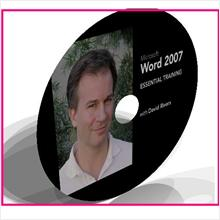WORD 2007 ESSENTIAL TRAINING VIDEO TUTORIAL WITH THE PRO