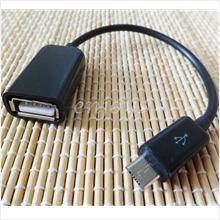 Enjoys: USB OTG Adapter Cable Samsung I9300 Galaxy S3 / Note 2 N7100