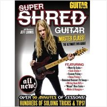 SUPER SHRED-guitar learning