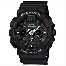 RAYA SALE!!! CASIO G-SHOCK GA-120-1ADR WATCH ☑ORIGINAL☑