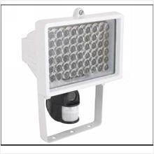 OUTDOOR SPOT LIGHT MOTION DETECT HIDDEN CAMERA DVR (KLCCTV)!