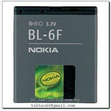 Nokia OEM BL-6F battery N78 * free shipping
