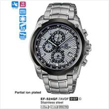 Casio Watch - EF-524GF-7AV                        #T()