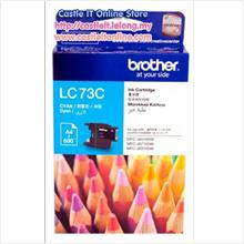 BROTHER INK CARTRIDGE LC-73 (CYAN)