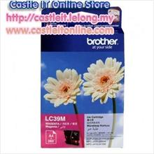 BROTHER INK CARTRIDGE LC-39 (MAGENTA)