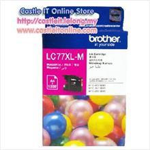 BROTHER INK CARTRIDGE LC-77XL (MAGENTA)