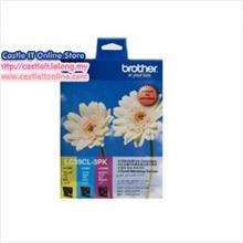 BROTHER INK CARTRIDGE LC-39 CL VALUE PACK (C/M/Y)