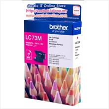 BROTHER INK CARTRIDGE LC-73 (MAGENTA)