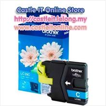 BROTHER INK CARTRIDGE LC-39 (CYAN)