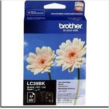 BROTHER INK CARTRIDGE LC-39 (BLACK)