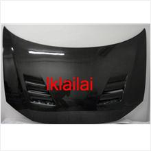 Honda Civic 12 Front Hood / Engine Bonnet Carbon Fiber Type R