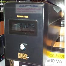 KOSS UPS Backup Battery 800VA (S-80E) Sylion