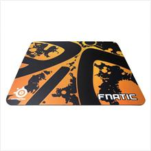 SteelSeries Mouse Pad QCK+ Fnatic Edition (63039)