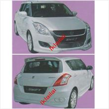 Suzuki Swift '13 Full Set Body Kit PPU Material