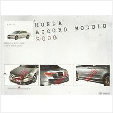 Honda Accord '08-'10 Modulo Style Full Set Body Kit ABS Material
