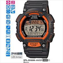 Casio Watch - STL-S100H-4AV - Solar Powered     A#O^^