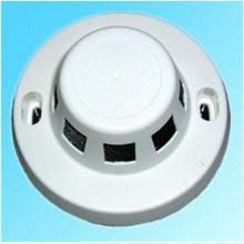 HIDDEN CAMERA, 1/4 SHARP CCD CAMERA IN SMOKE DETECTOR DESIGN (CCTV)!
