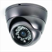 1/4 SHARP VANDAL PROOF INDOOR/OUTDOOR NIGHT VISION CAMERA  (CCTV)!