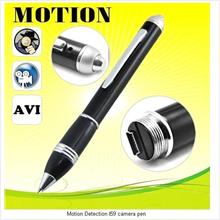 MOTION DETECT SUPER SLIM PINHOLE PEN AUDIO/VIDEO RECORDER (KLCCTV) !