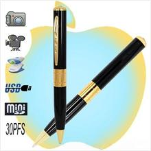 SUPER SLIM PEN DVR AUDIO-VIDEO RECORDER / STILL PHOTO / WEBCAM (CCTV)!