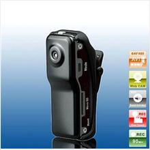SUPER SMALL HIGH RESOLUTION  CAMCORDER WITH 4GB MEMORY CARD !