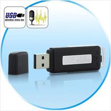 USB FLASH DRIVE SPY AUDIO RECORDER WITH 4GB BUILT-IN MEMORY#