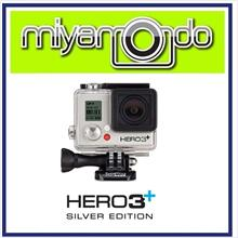 NEW GoPro Hero3+ Hero 3+ Silver Edition Action Camera Camcorder
