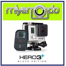 NEW GoPro Hero3+ Hero 3+ Black Edition Action Camera Camcorder