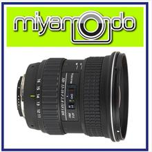 NEW Tokina AT-X 116 PRO DX 11-16mm F/2.8 Lens For Nikon Mount