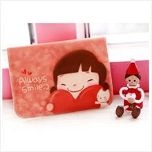 PR032_Orange Korean Momoi Card Case