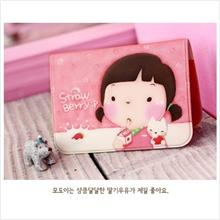 PR032_Pink Korean Momoi Card Case