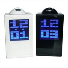 C001 LED Projector Clock (Bid)-Gift