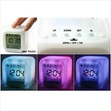 C009 Color Changing Clock (Bit)