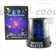 L004B_Universal Master Amazing Star Sky Starry Night Projector Light A