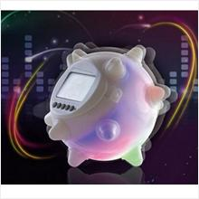 C012 Colorful light dancing clock (Bit)