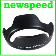 LAVA EW-60C Flower Lens Hood for Canon 18-55mm IS 28-80mm Lens EW60C