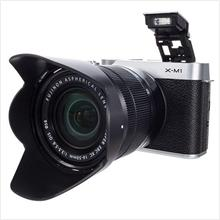 Fujifilm X-M1 16-50mm Lens Digital DSLR Camera +8GB+Bag (Import) XM1