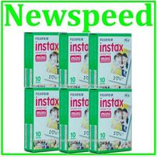 New Fuji Fujifilm Instax Mini Film for 7S 50S 25 8 Camera (6 pack)